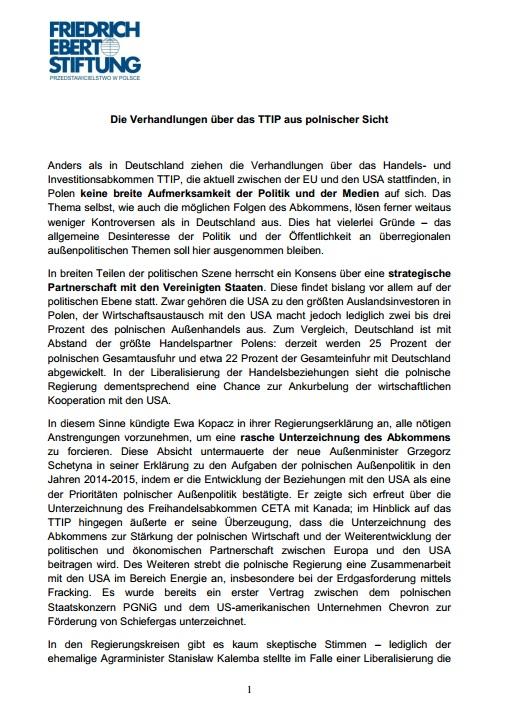 Analiza TTIP
