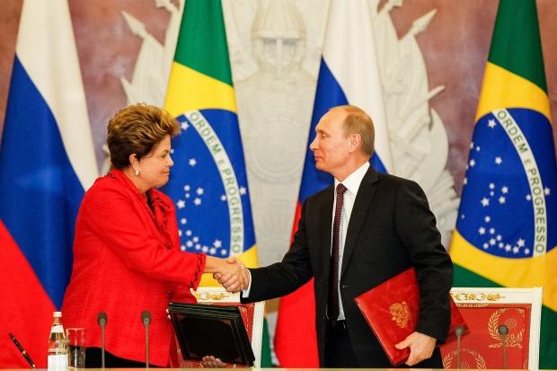 Dilma Putin