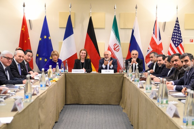 Iran Talks in Lausanne
