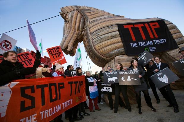 TTIP Bruksela